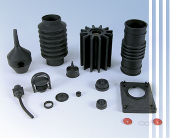 Custom Rubber Molding Services